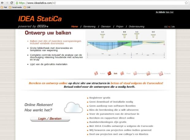 Online EC2 en EC3 rekensoftware